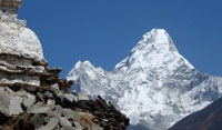 Gokyo Lakes with Everest BC